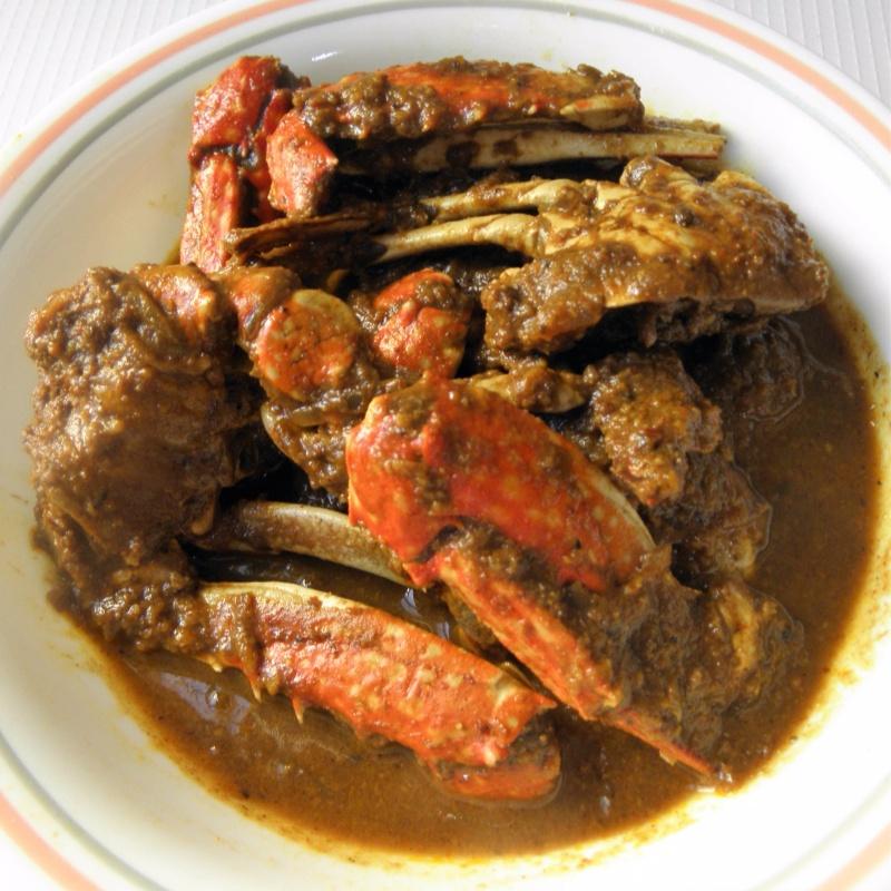 How to make Malvani Masala Crabs