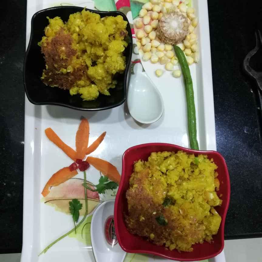 Photo of CORN UPMA by Sandhya Rani Vutukuri at BetterButter