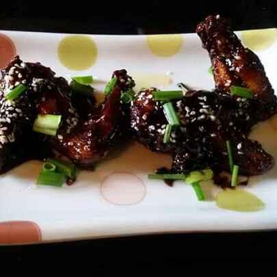 How to make Teriyaki Chicken wings