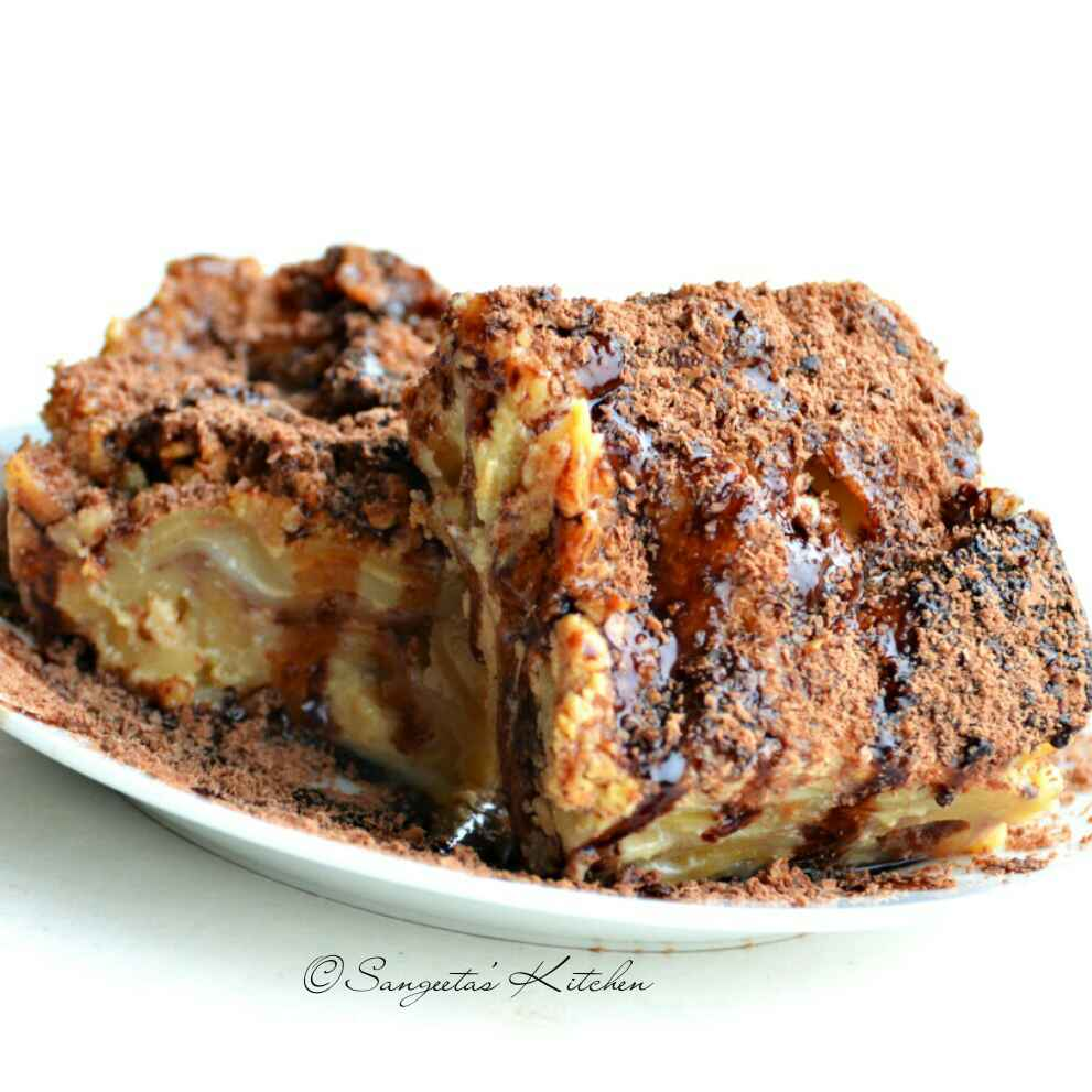 How to make Pasta Payes Chocolate Lasagne