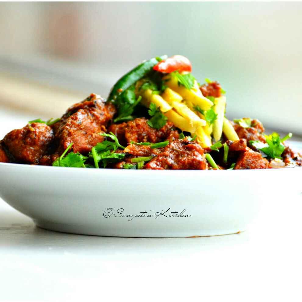Photo of Aachari pork by Sangeeta Basak at BetterButter