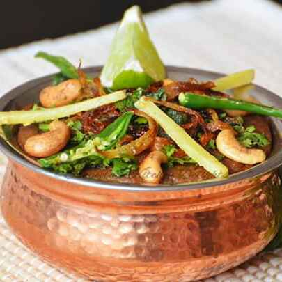 Photo of Hyderabadi Mutton Haleem by Sangeeta Basak at BetterButter