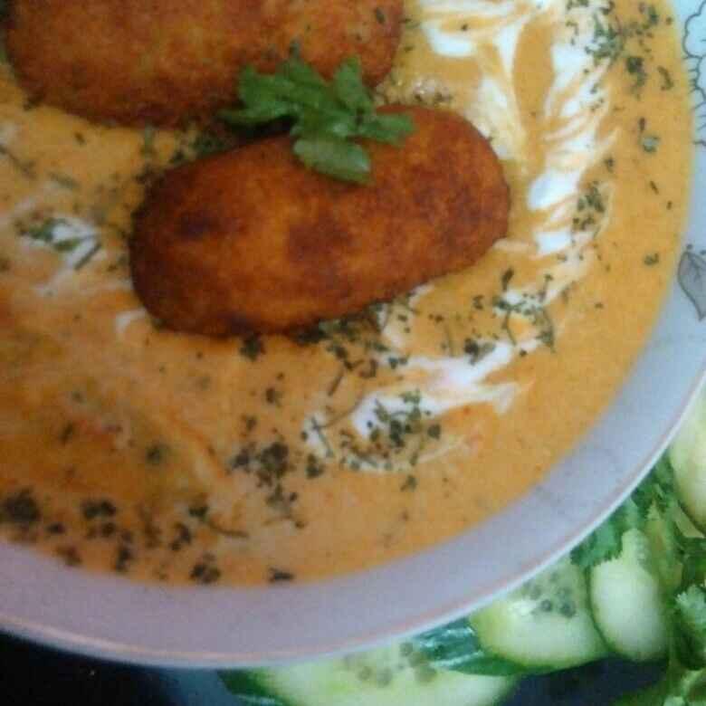 How to make Paneer malai kofta