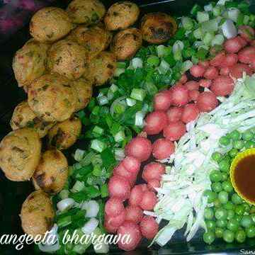 Photo of Vegetable  appe by Sangeeta Bhargava . at BetterButter