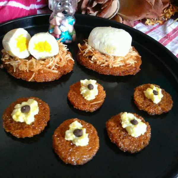 Photo of Sweet bread with sweet egg by Sangeeta Bhargava . at BetterButter