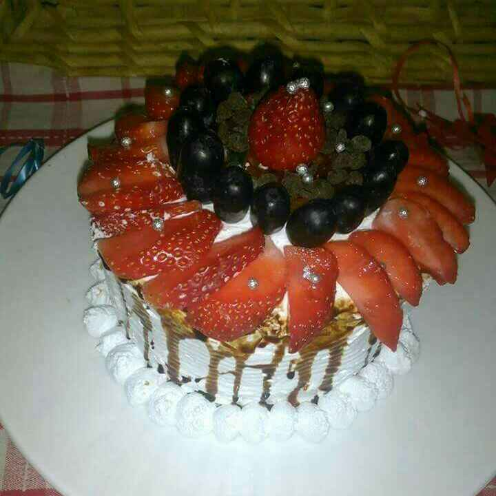 Photo of Fruit cake by Sangeeta Bhargava . at BetterButter
