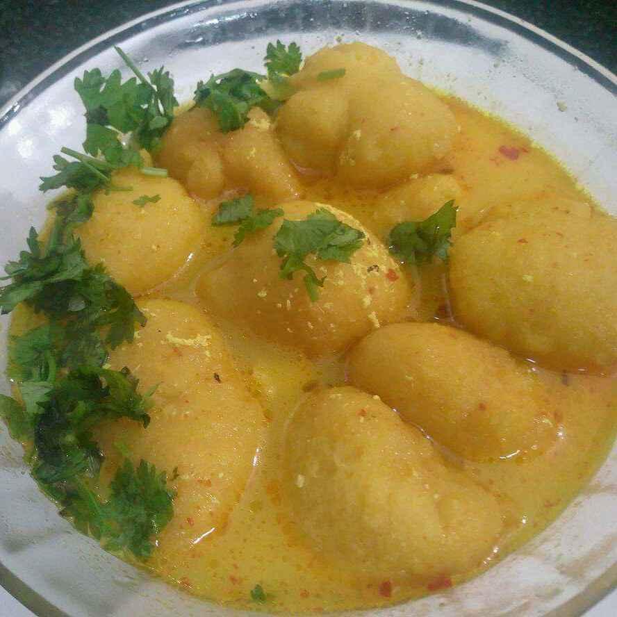 Photo of Moong dal mangochi by Sangeeta Bhargava . at BetterButter