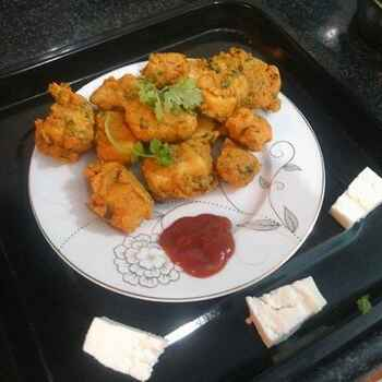 Photo of Paneer pakora by Sangeeta Bhargava . at BetterButter