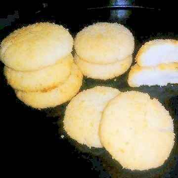 Photo of Coconut butter cookies by Sangeeta Bhargava . at BetterButter