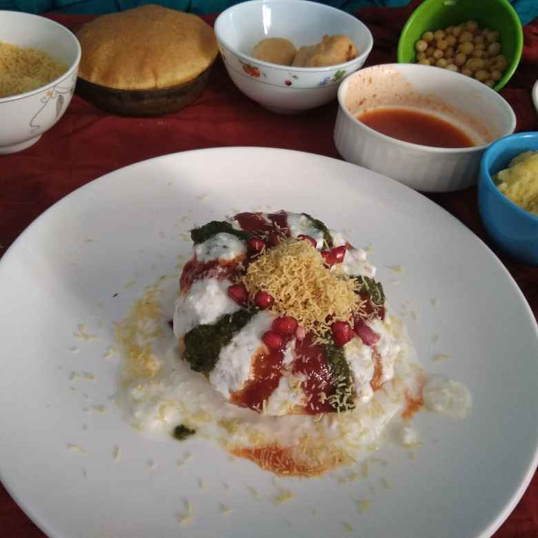 Photo of Raj kachori by Sangeeta Bhargava . at BetterButter