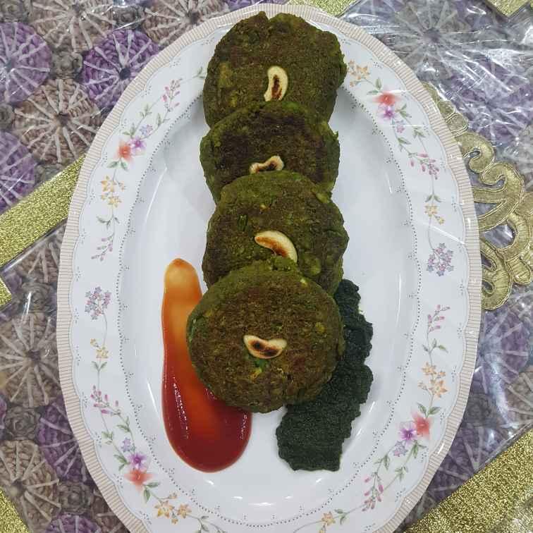 How to make Hara Bhara Kebabs