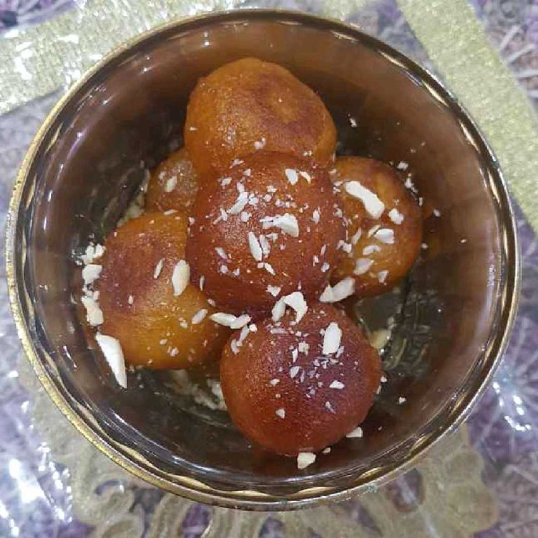 How to make Mawa (khoya) Gulab Jamun