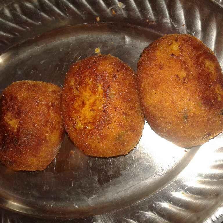 How to make Egg kabab