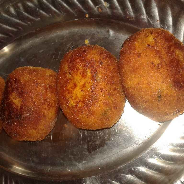 How to make Egg kabab