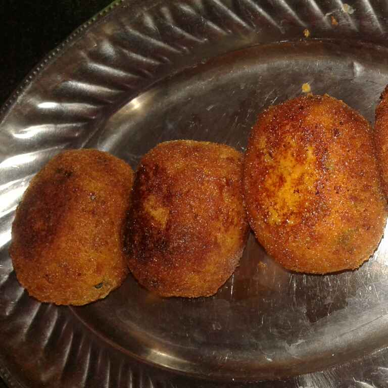 How to make Anda kabab