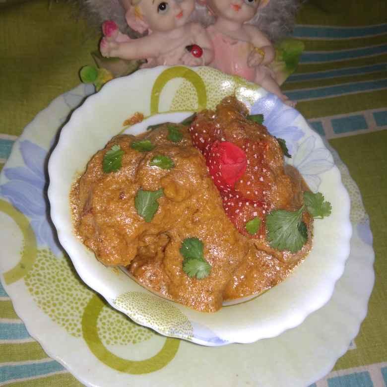 Photo of Butter chicken by Sangeeta Shaw at BetterButter