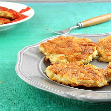Photo of Crispy Shredded Potato Hash Browns From Scratch by Sangeetha Priya R at BetterButter