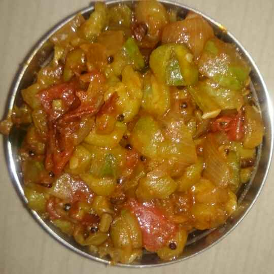 Photo of Ridgegourd side dish by Sangeetha Venkatesh at BetterButter
