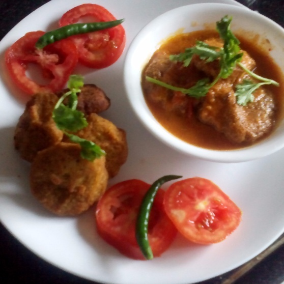 How to make Coconut Kofta Curry