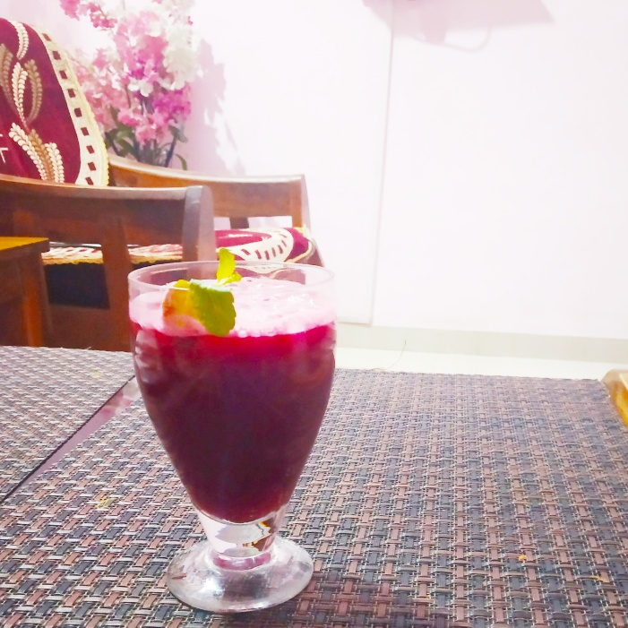 Photo of Carrot & Beat juice by Sangyashree Das at BetterButter