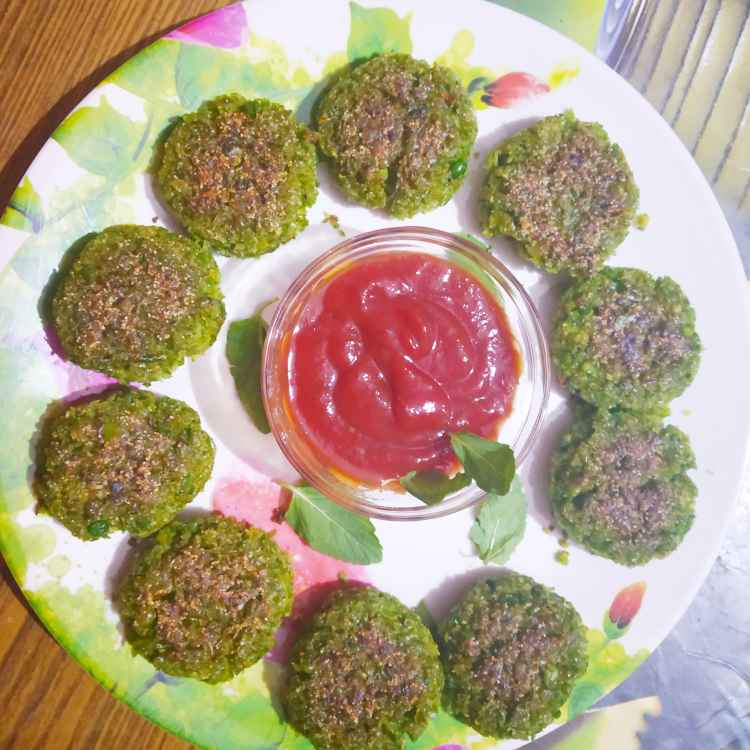 Photo of Green Peas Kababs by Sangyashree Das at BetterButter