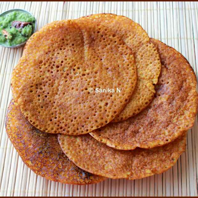 Photo of Fenugreek Seeds Dosa by Sanika SN at BetterButter
