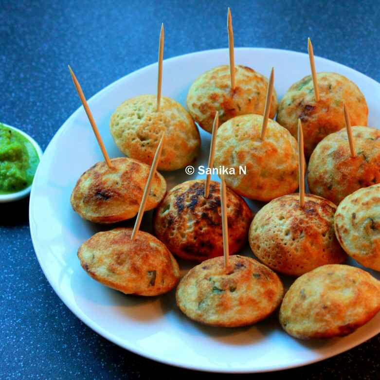 Photo of Spicy Appe by Sanika SN at BetterButter