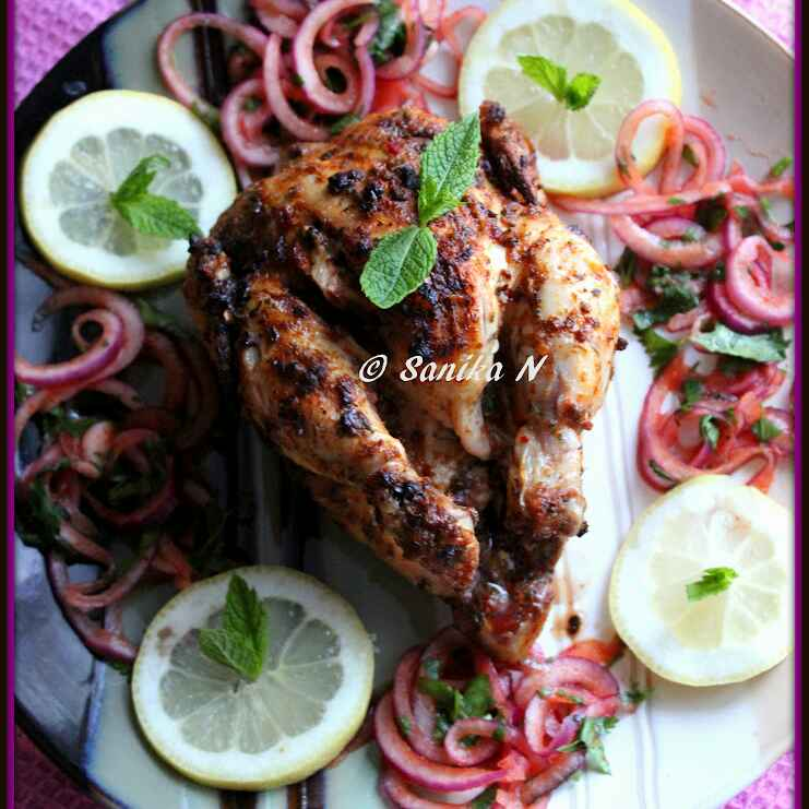 Photo of Peri Peri Chicken by Sanika SN at BetterButter
