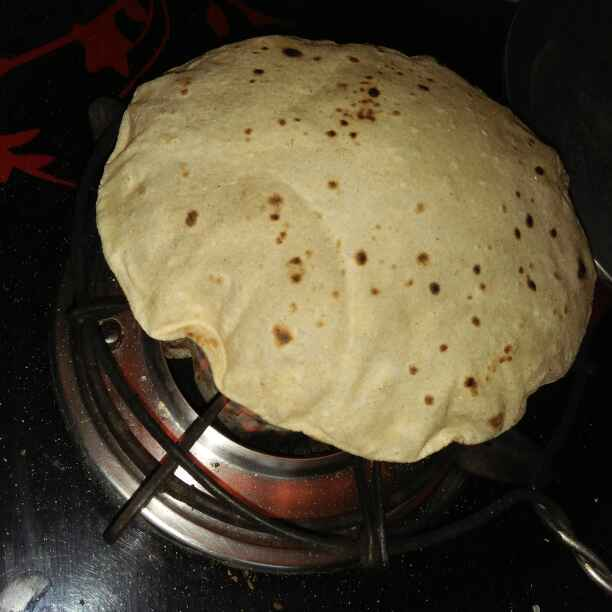 How to make রুটি