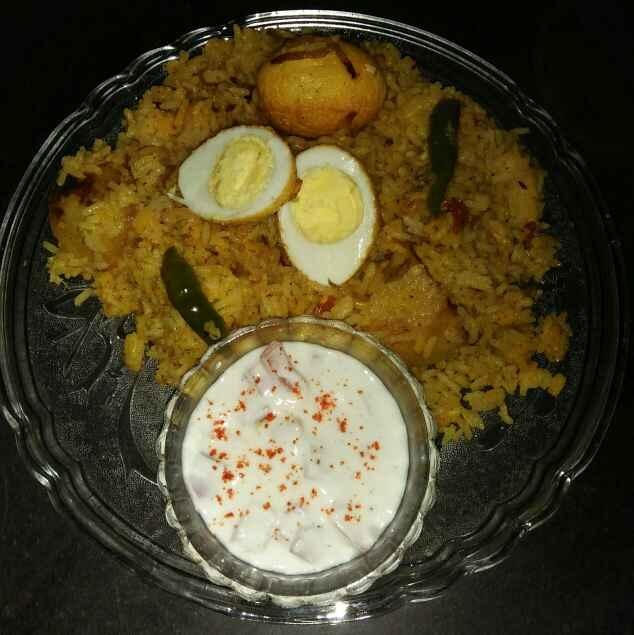 Photo of Egg biriyani by Sanjhbati sen at BetterButter