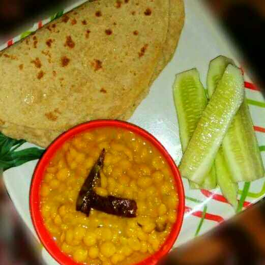 Photo of Chana dal with coconut curry by Sanjhbati sen at BetterButter