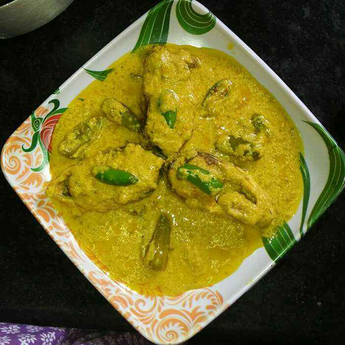 Photo of Steamd Hilsha in Microwave by Sanjhbati sen at BetterButter