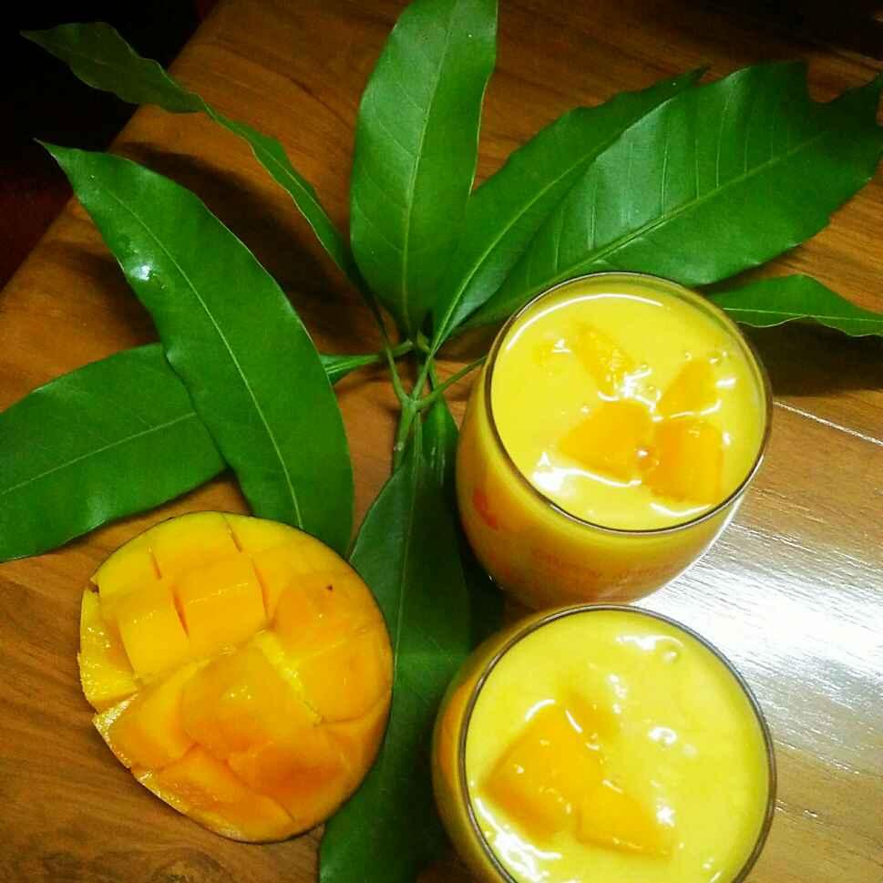 Photo of Mango masala lassi by Sanjhbati sen at BetterButter