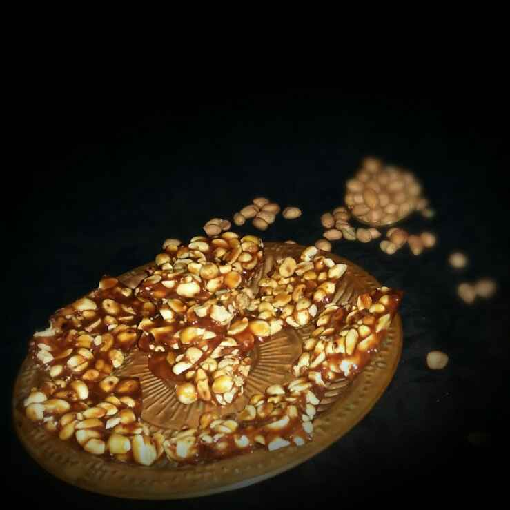 Photo of Peanut chikki by Sanjhbati sen at BetterButter