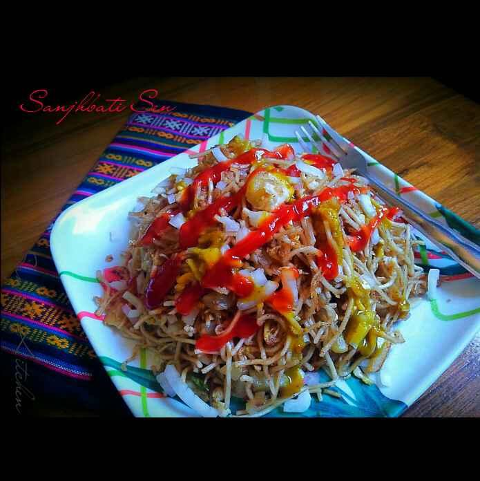 Photo of Thai fried egg noodles by Sanjhbati sen at BetterButter