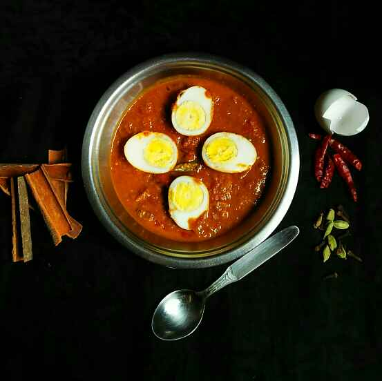 Photo of Sahi Egg Bhuna by Sanjhbati sen at BetterButter