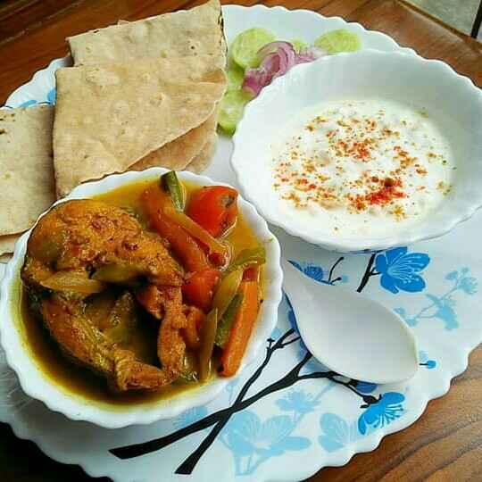 Photo of Vegetable Fish Stew by Sanjhbati sen at BetterButter