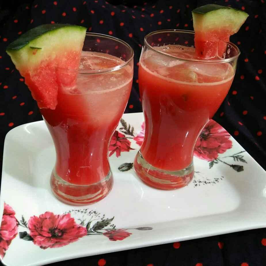 Photo of Watermelon juice by Sanjhbati sen at BetterButter