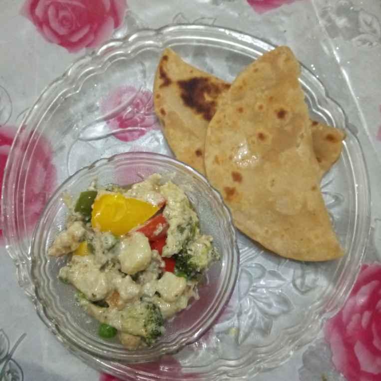 Photo of Navratna curry by Sanjukta Chowdhury at BetterButter
