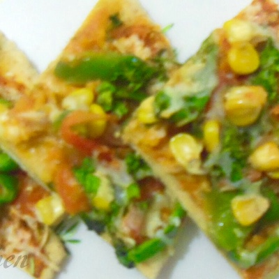 How to make Cauliflower Crust Pizza