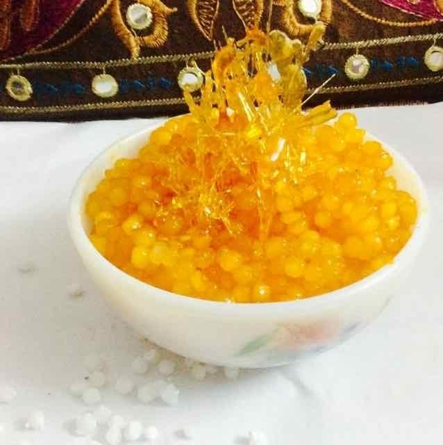 How to make Sago Kesri
