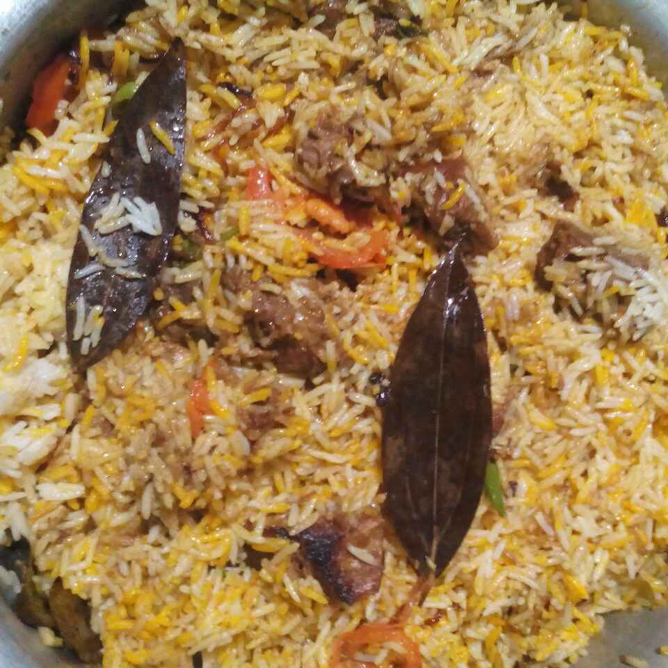 Photo of Hyderabadi Mutton Dum Biryani by Sanuber Ashrafi at BetterButter