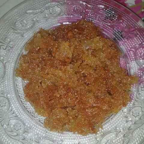 Photo of Raw Papaya Halwa by Sanuber Ashrafi at BetterButter