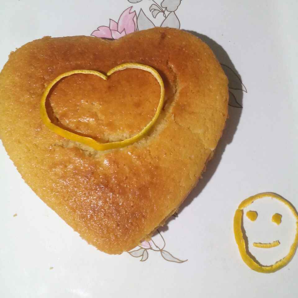How to make Eggless Orange Cake