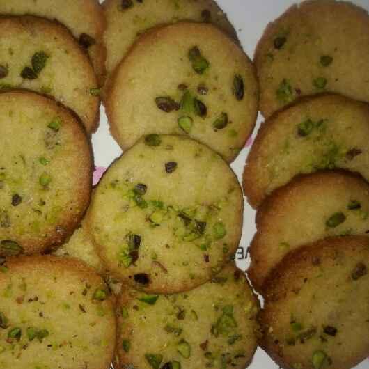How to make केसर पिस्ता कुकीज़