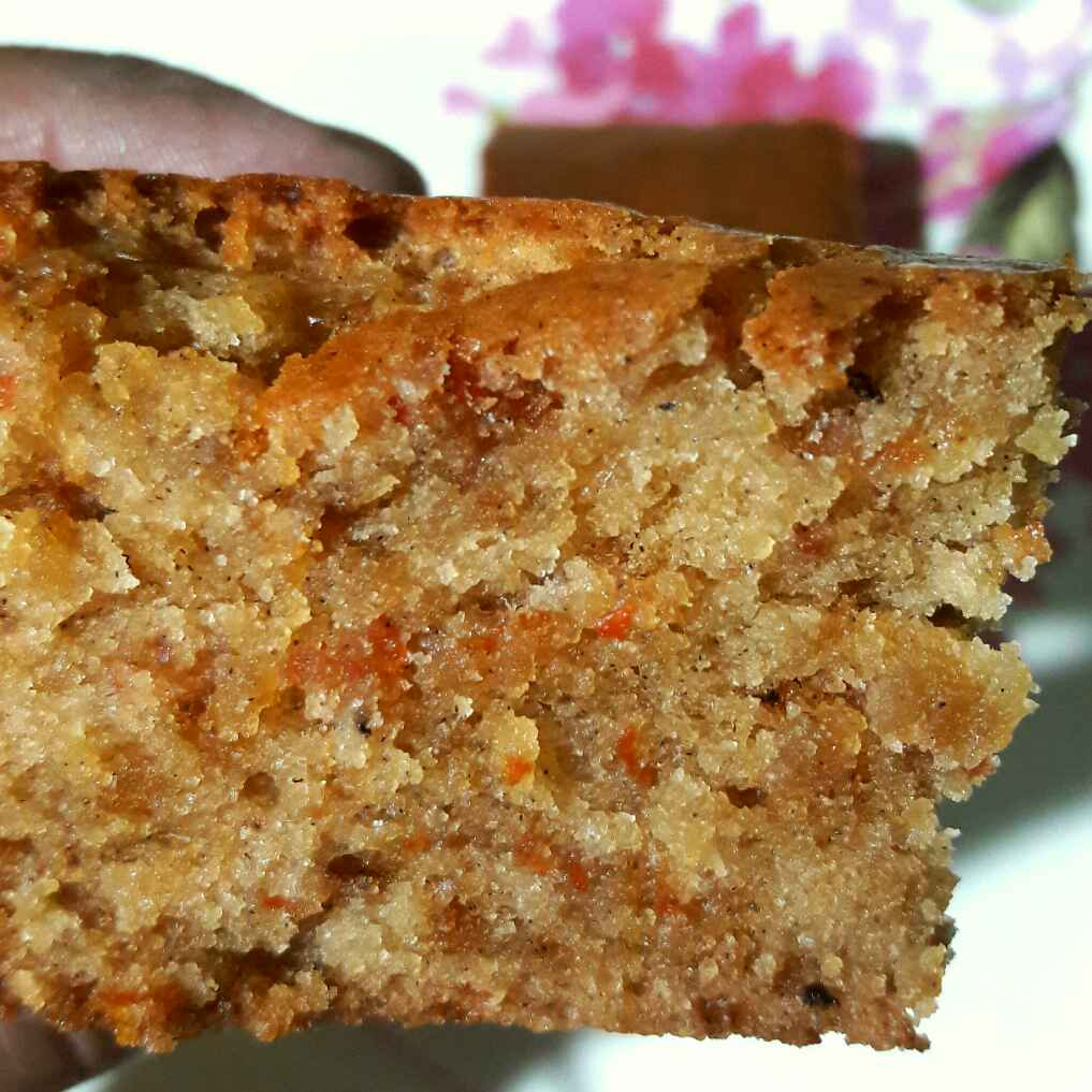 How to make Dates and Carrot cake