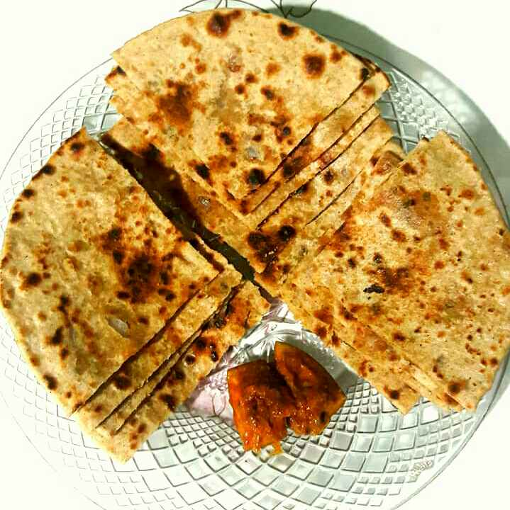 Photo of Sattu paratha by Sanuber Ashrafi at BetterButter