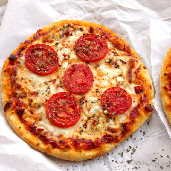 How to make Pizza Margherita