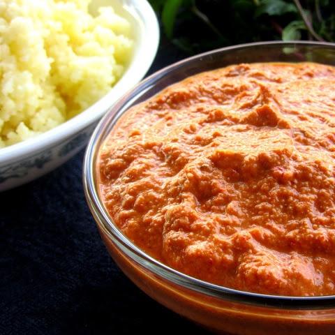 How to make Muhammara Sauce
