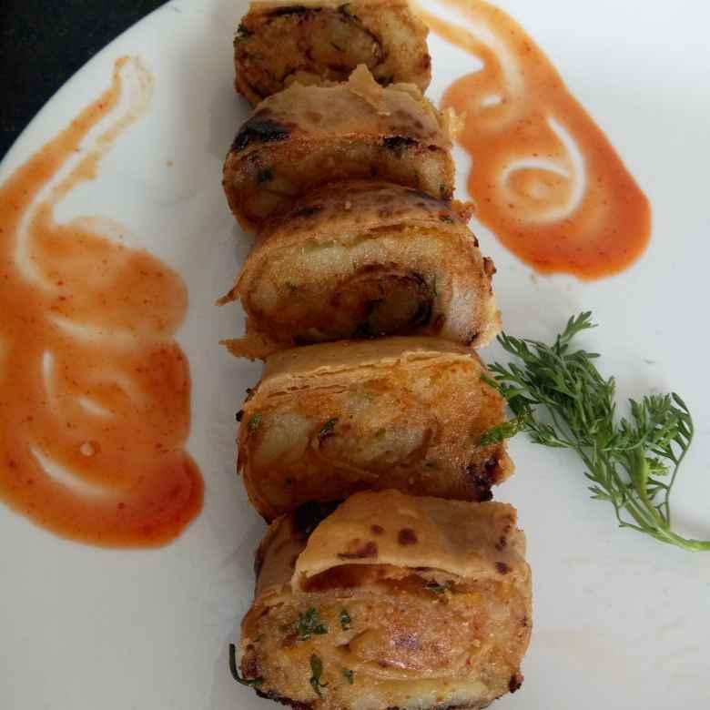 Photo of Roti bites by Sapna Asawa Kabra at BetterButter